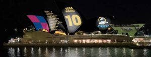 Advertising on the Opera House