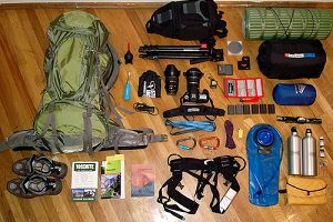 Equipment for Trekking
