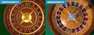 European and American Roulette Versions