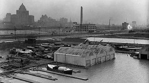 History of the Toronto Waterfront