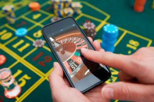 Online gaming applications