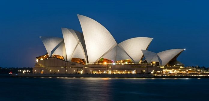 A Feud Is Brewing over Sydney's Opera House and Gambling