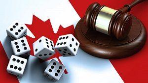 canada gambling law
