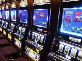 Center Stage Agrees to Give Up Some Gambling Devices