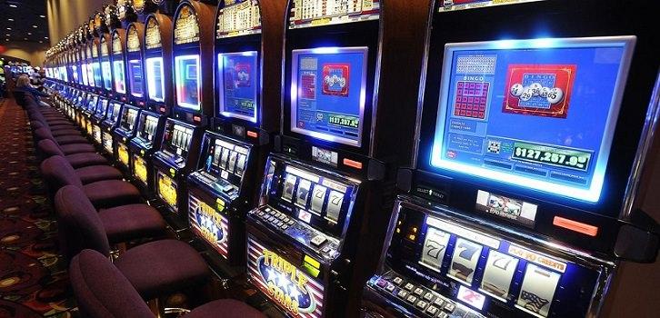 Gambling devices slot machine seven
