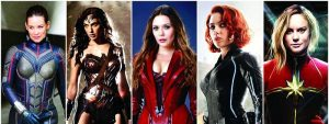 The Rise of the Superhero Movies