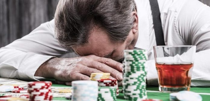 Record Number of Gambling Addicts Were Hospitalized Last Year in the UK