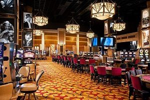 Hollywood Casino is in Lawrenceburg