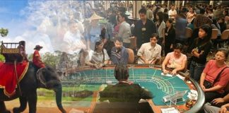Kampot, Cambodia and the Chinese Gambling Boom