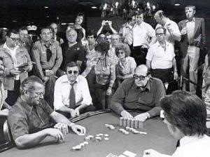 nick playing poker
