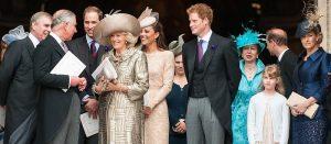 royal family social rules