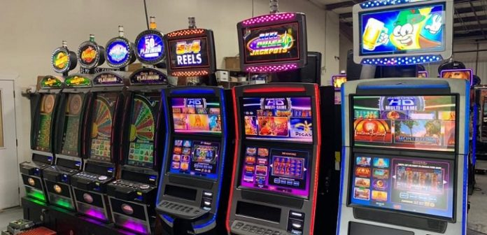 U.S. and Canada Slot Sales Up