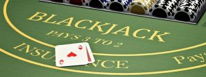 A Word about Blackjack