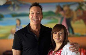 Graton Rancheria Chairman Greg Sarris with his wife