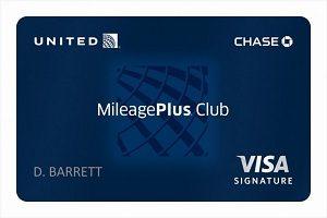 United Airlines' MileagePlus