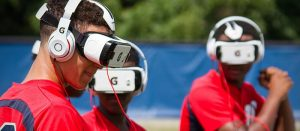 How Has VR Been Used in The Development of Professional Athletes and Sportspeople