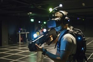 Virtual reality and gaming