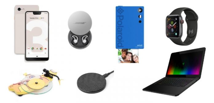 Best Christmas Presents for Tech Geeks