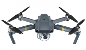 A drone with HD Video