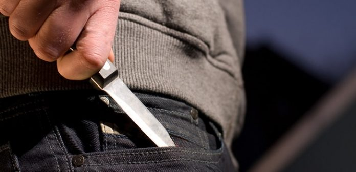 Man Brandishes Knife Over Gambling Woes in Wrexham