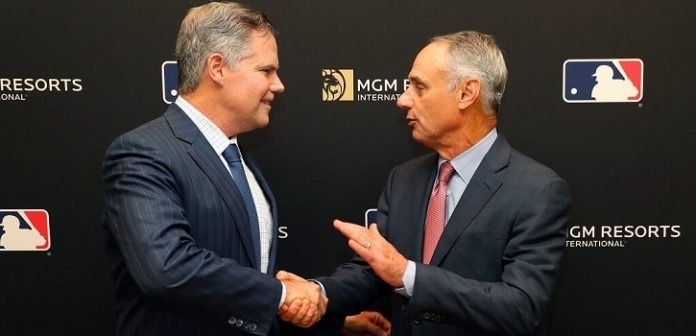 MLB Pairs with MGM for Gambling in the US and Japan