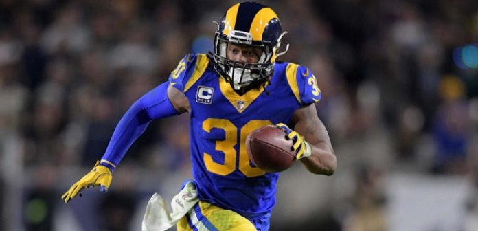Todd Gurley Reacts After Causing Fantasy Football Meltdown