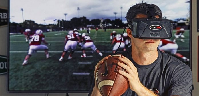 Using VR For Professional Athletes and Sportsmen Development