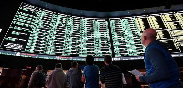 November 4th Was The Worst Sunday of the Year for Vegas Sportsbooks