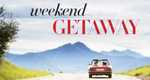 A weekend Gateaway