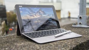ASUS Transformer 10.1″ with stylus and keyboard
