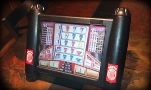 Electronic Pull-Tab Games