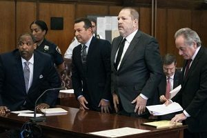 Harvey Weinstein, Ron Sullivan, Jose Baez
