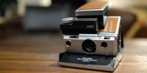 MiNT SLR670-S Instant Film Camera