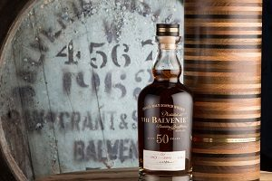 The Balvenie 50-year-old.