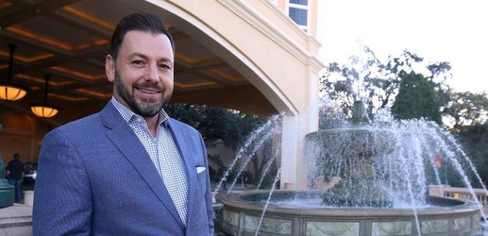 Travis Lunn is the New Manager at Beau Rivage in Biloxi