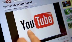 broadcast yourself on YouTube