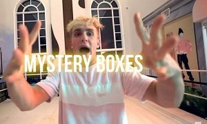 Mystery Box Promotion