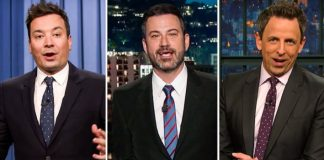 Late Night Comics Rated By Popularity