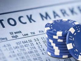 The Year's Best Performing Casino Stocks
