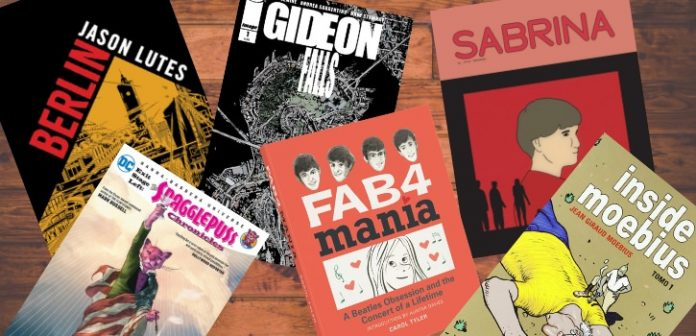 Top 10 Graphic Novels of 2018