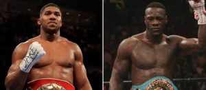Anthony Joshua vs. Deontay Wilder