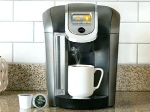 Keurig K575 Single-Serve K-Cup Pod Coffeemaker