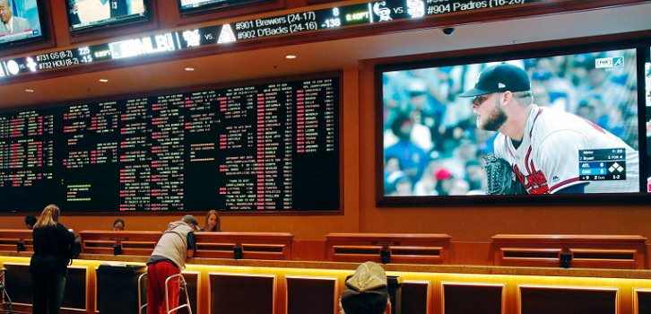 Legal Sports Gambling, Online Lottery Bills Losing Steam in