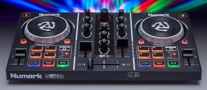 Numark Party Mix -- Starter DJ Controller