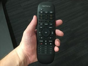 The Logitech Harmony Companion