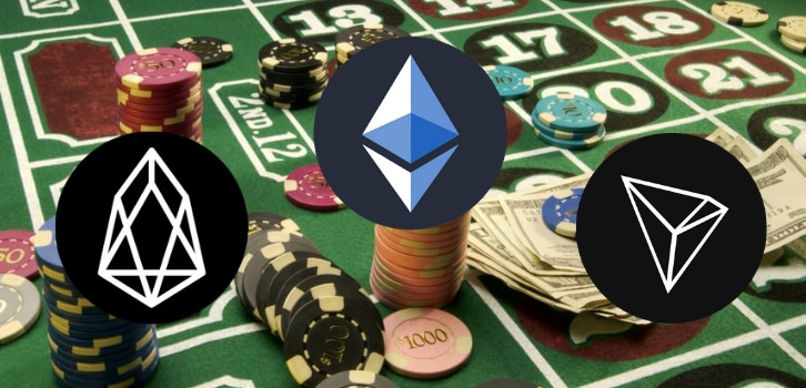 Image result for eos gambling