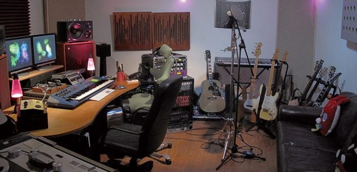How to Turn Your Spare Room Into a Music Studio
