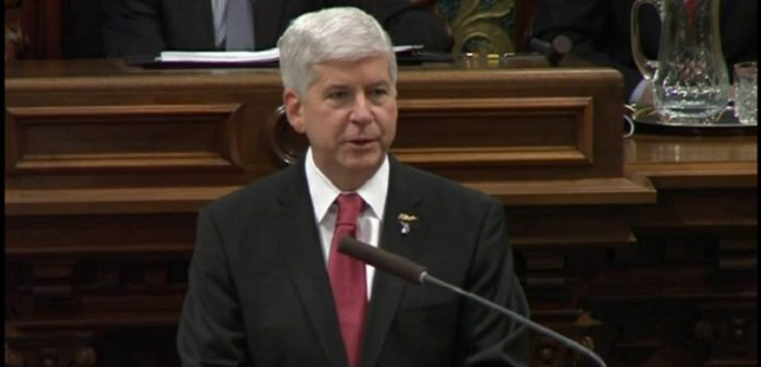 Michigan Governor Vetoes Gambling Bill Days Before Leaving Office