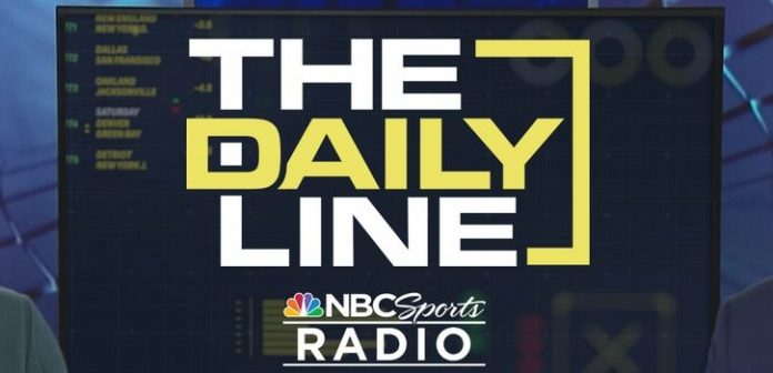 NBC Sports Debuts Daily Sports Gambling Radio Show