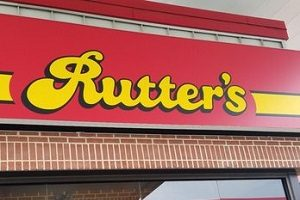 What is Rutter's?